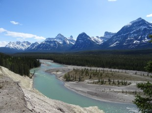 Athabasca River, AB